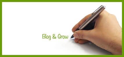 Blog & Grow