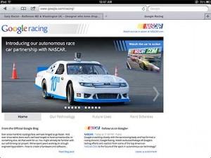 Google Racing