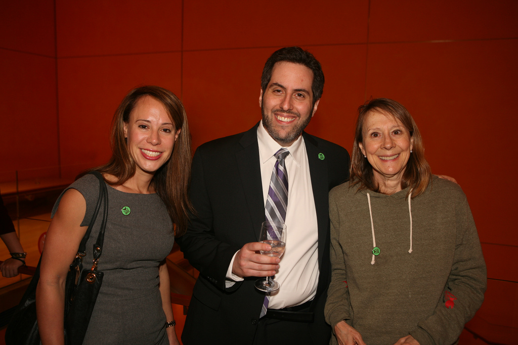 Blip TV CoFounder Dina Kaplan, Shorty Awards CoFounder Lee Semel and prolific Angel Investor Esther Dyson