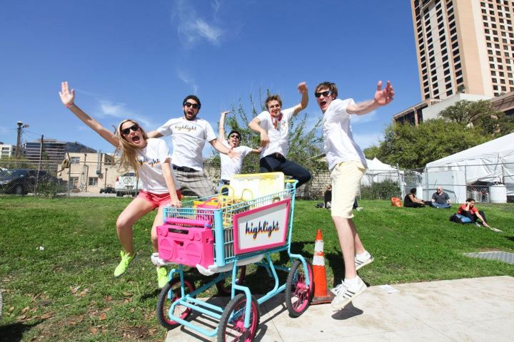 Highlight Cart Gary Sharmas SXSW 2012 Highlights: Jay Z, Leo DiCaprio, Pool Parties, Grilled Cheese Eating Contests & More