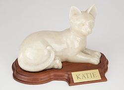 Faithful Feline Urns Image