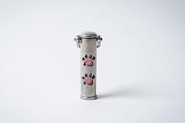 Pawprint Keychain Keepsake Image