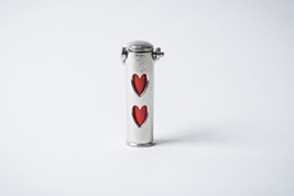 Heart Keychain Keepsake Image