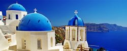 Travel Spotlight: Santorini, Greece
