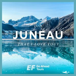 Juneau travel valentine