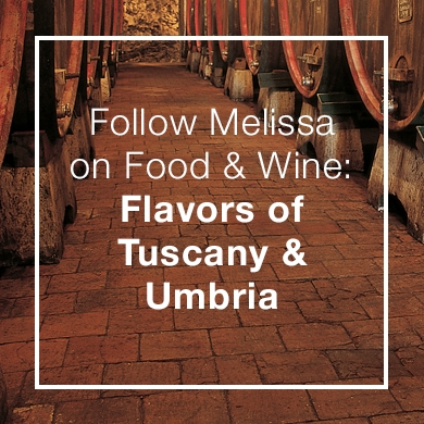 Flavors of Tuscany and Umbria