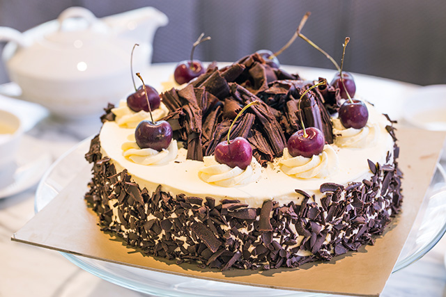 Germany Black Forest cake