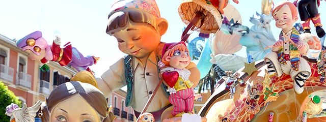Our guide to the Las Fallas festival in Valencia, Spain
