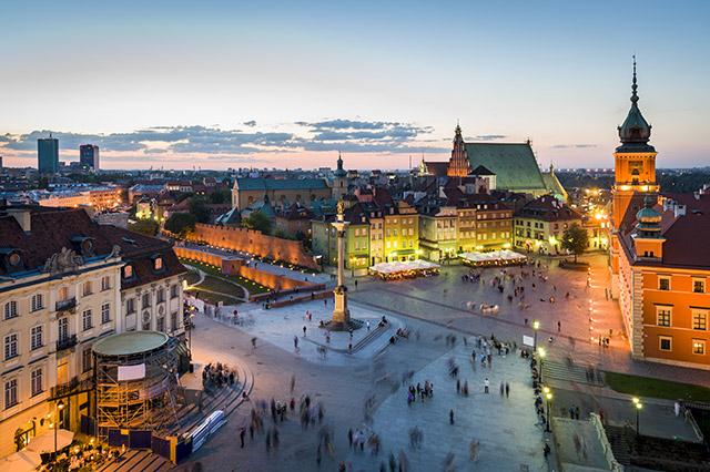 Photo of Warsaw, Poland