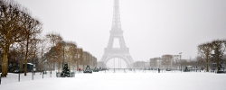 Free-time winter activities in Paris