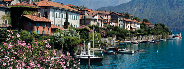 Find romance on the shores of Lake Como, Italy