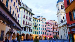Free-time activities on tour on the Italian Riviera