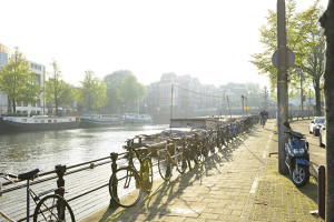 Amsterdam was the city that surprised our solo traveler the most on our Highlights of Northern Europe: London to Copenhagen tour