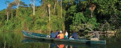 A piranha-fishing adventure in Peru