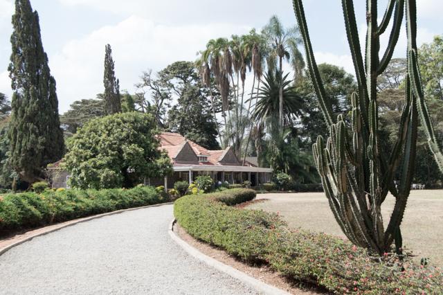 Karen Blixen house Kenya