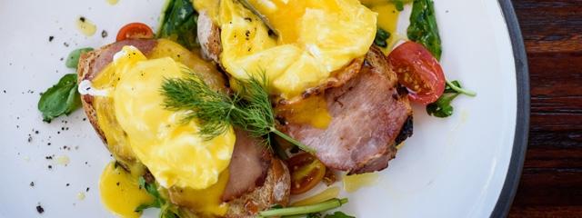 Best restaurants for eggs Benedict in San Francisco, California