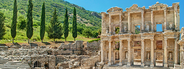 Ephesus is a new UNESCO World Heritage site in Europe