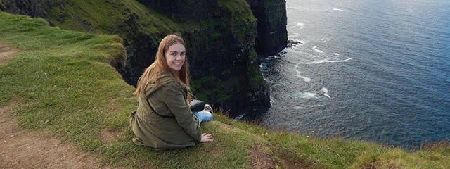 Traveler Stephanie explores London, Edinburgh & Dublin on tour