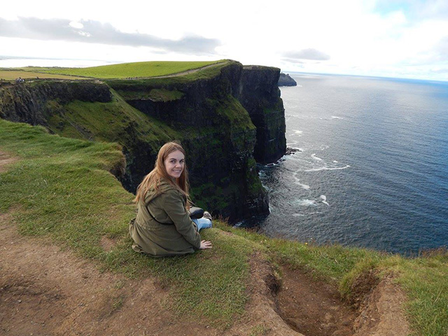 Traveler Stephanie explores London, Edinburgh and Dublin on tour
