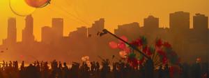 Jaipur's kite festival in India
