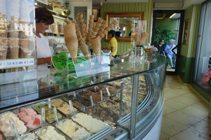 Where to find the best gelato in Florence, Italy