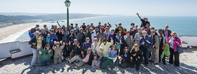 Go Ahead Group Coordinators on Convention Tour in Portugal