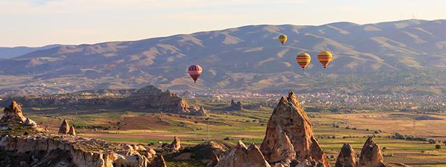 2-Hot Air Balloon