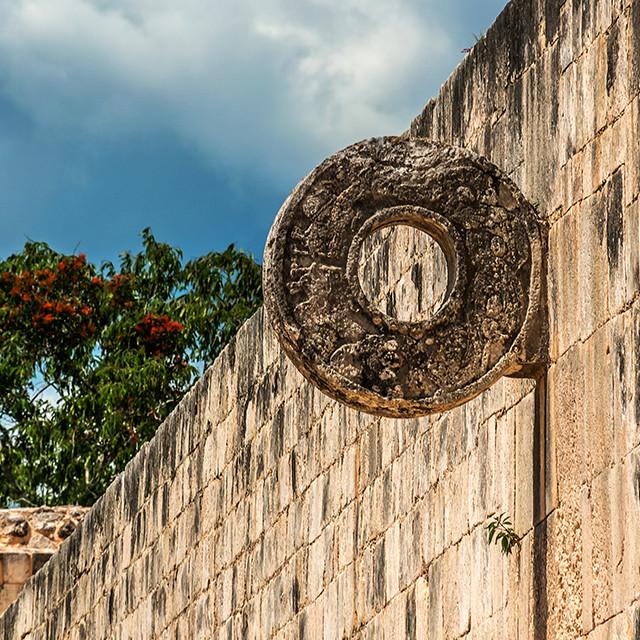 Ancient Mayan sports