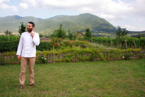 Cooking class at Kresios Ristorante in Telese Terme, southern Italy