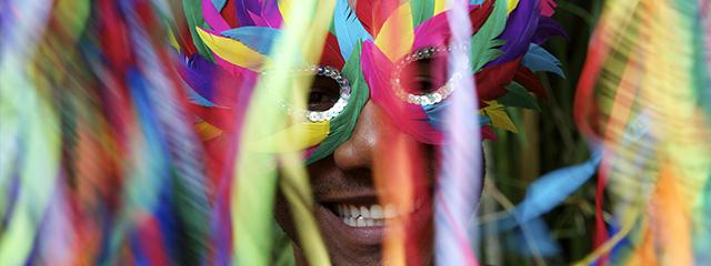 Experience Carnival in Rio de Janeiro, Brazil