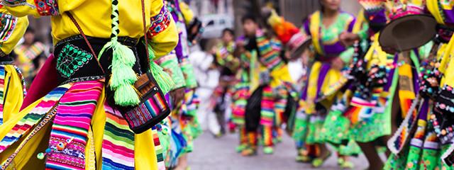 Celebrate New Year's Eve in Lima, Peru