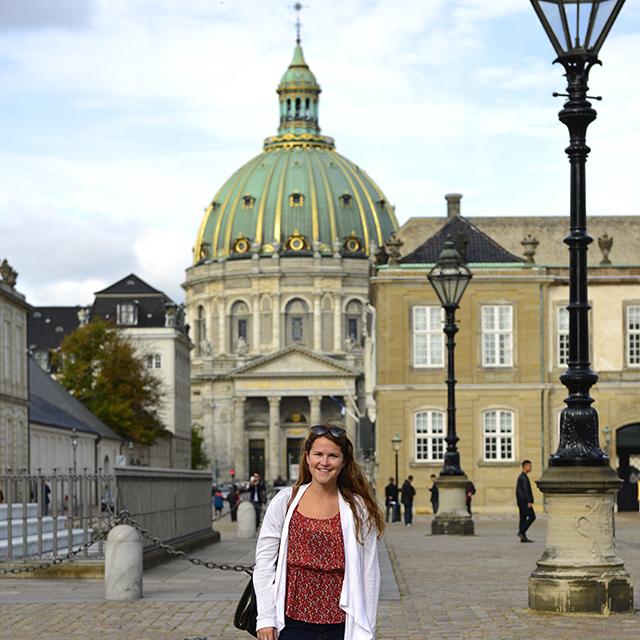 Jamie on Northern Europe: London to Copenhagen tour