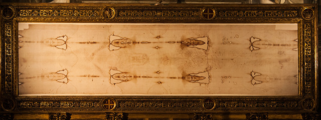 Shroud of Turin 640x240