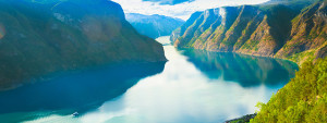 Cruise the fjords in Norway this summer