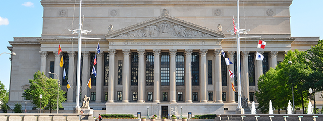The National Archives is one of our favorite museums in Washington DC