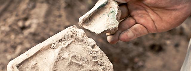 See fossils at Badlands National Park