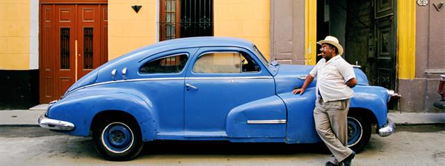 Witness vintage cars in Cuba