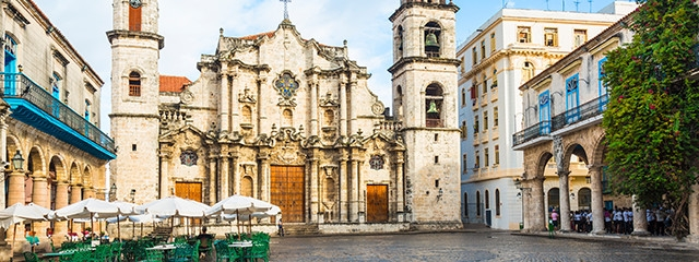 See Old Havana in Cuba