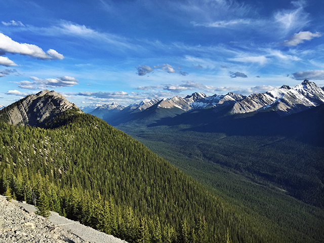 Sulphur Mountain Summit, Banff