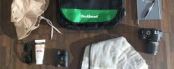 What's in my bag: Safari game drive