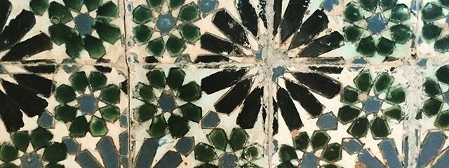 Portuguese Azulejo tiles