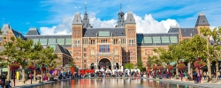 Amsterdam's top 3 museums