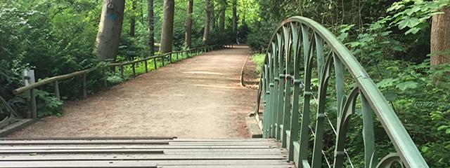Tiergarten Park in Berlin, Germany