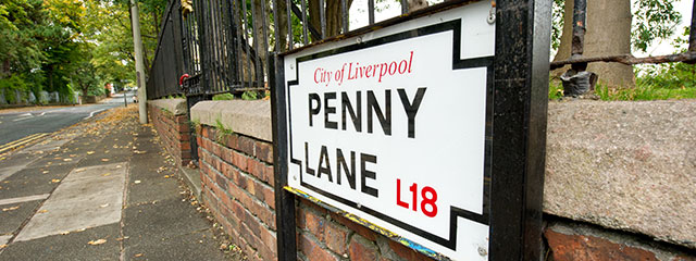 Liverpool is the world capital of pop