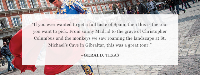 Review of Go Ahead's Grand Tour of Spain