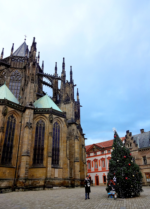 Christmas markets in Vienna, Budapest and Prague