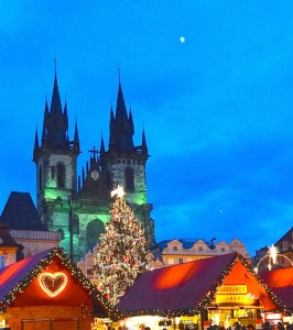 Christmas Markets in Eastern Europe