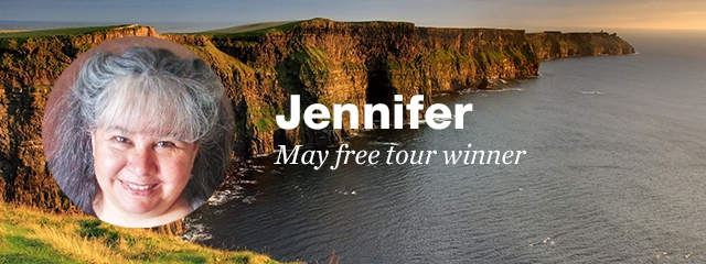 May free tour winner