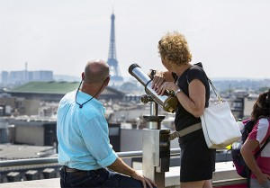 5 unique ways to see the Eiffel Tower