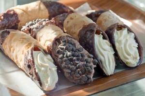 Boston's best cannolis are at Mike's Pastry in the North End